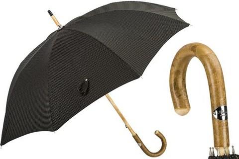 Зонт-трость Pasotti Elegant Solid Stick Ash Umbrella, Италия