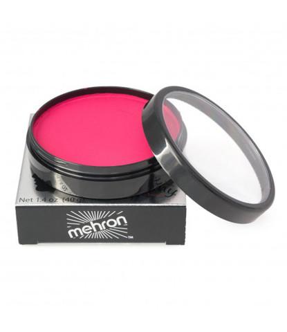 Аквагрим Mehron 40 гр регулярный темно-розовый