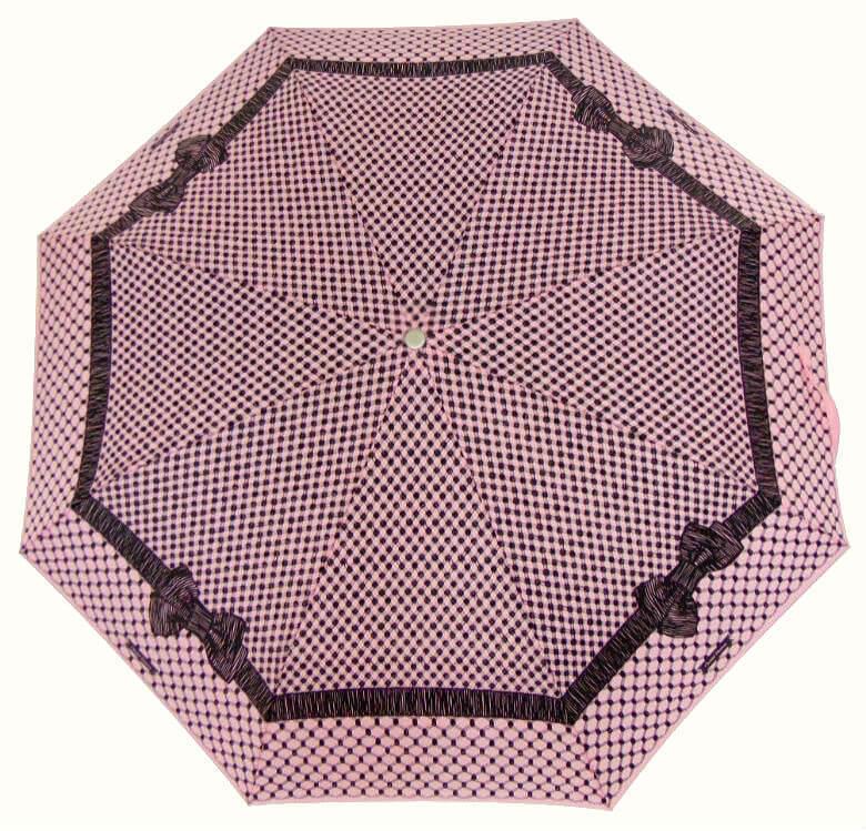 Зонт складной Chantal Thomass 407-rose Résille