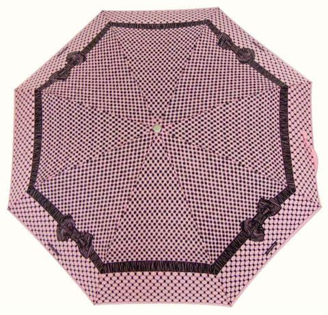 Купить онлайн Зонт складной Chantal Thomass 407-rose Résille в магазине Зонтофф.
