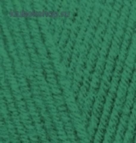 Alize Lanagold Зеленый 118 (5 шт.)