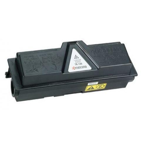 Совместимый тонер-картридж TK-130 для принтеров Kyocera FS 1300D, 1350DN, 1028MFP, 1128MFP.