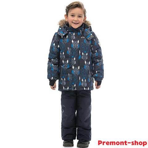 Зимний комплект Premont Волки скалистых гор WP82213