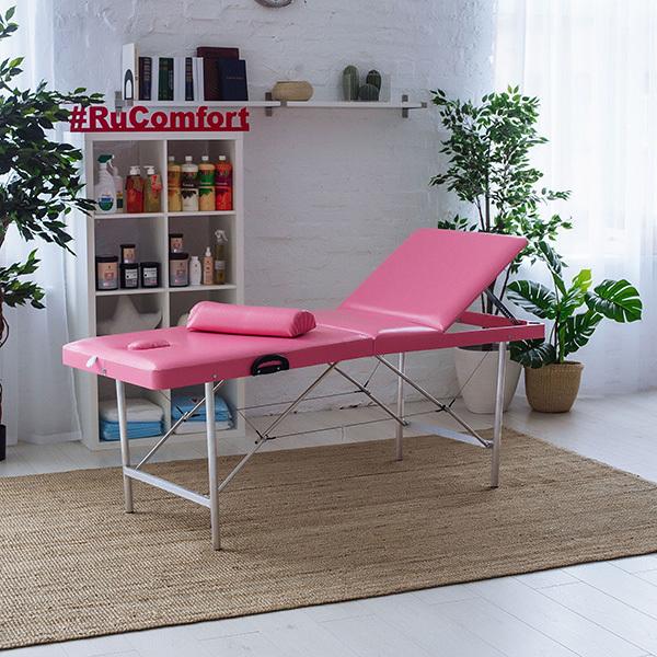 RU Comfort - Складные косметологические кушетки Косметологическая кушетка (190х70x75) Comfort LUX 190/75 1-_230-из-298_.jpg