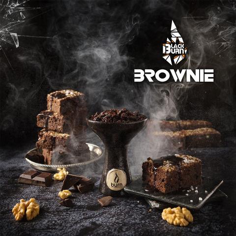 Табак Burn Black Brownie (Нежный Шоколадный Десерт) 100 г