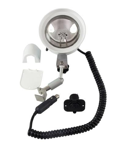 Прожектор галогеновый Utiliti, 12 В / 100 Вт
