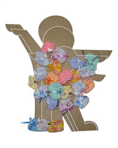 Пинетки - Демонстрационные образцы. Одежда для кукол, пупсов и мягких игрушек.