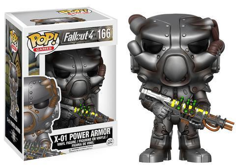 Фигурка Funko POP! Vinyl: Games: Fallout 4: X-01 Power Armor 12289
