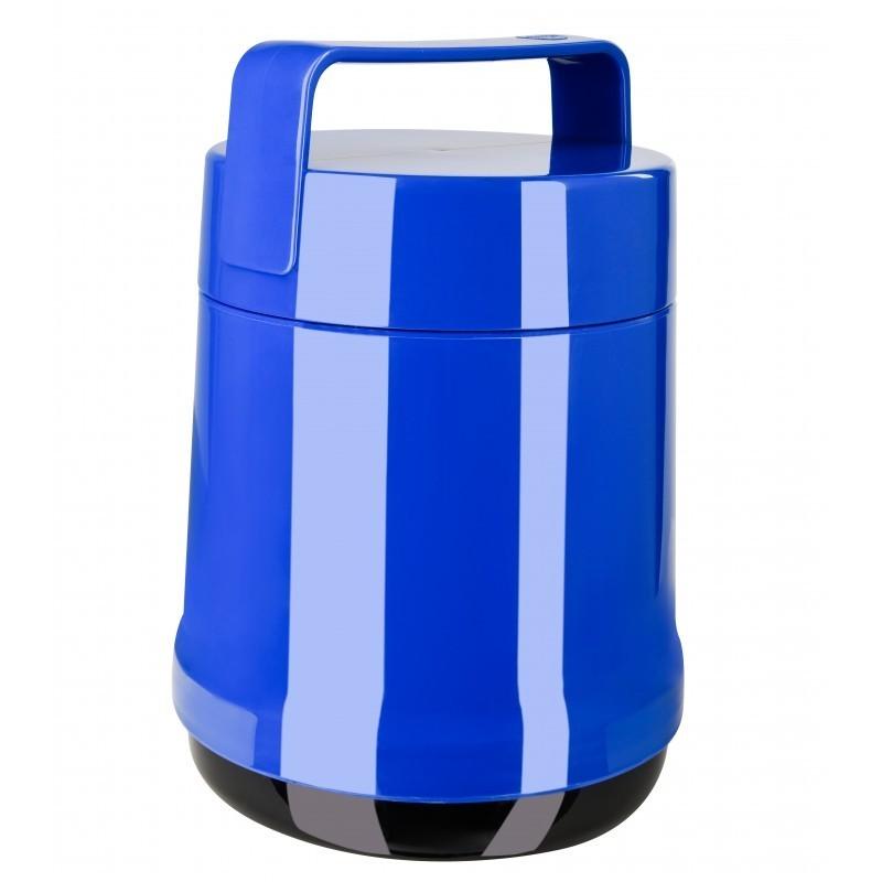 Термос для еды Emsa Rocket (1 литр) 2 контейнера, синий*