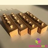 Блоки с цилиндрами-вкладышами для малышей 4