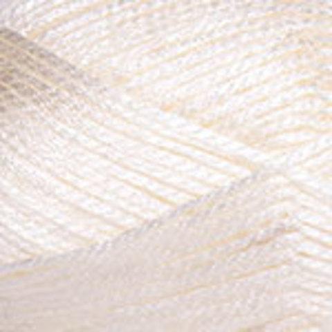Пряжа YarnArt Melody 880 белый
