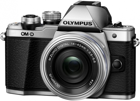 Цифровой беззеркальный фотоаппарат Olympus OM-D E-M10 MK III Kit 14-42 EZ (pancake zoom)