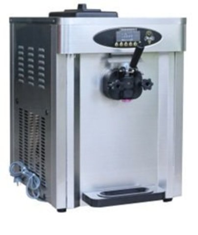 фото 1 Фризер для мягкого мороженого Eqta ICT-120P (помпа) на profcook.ru