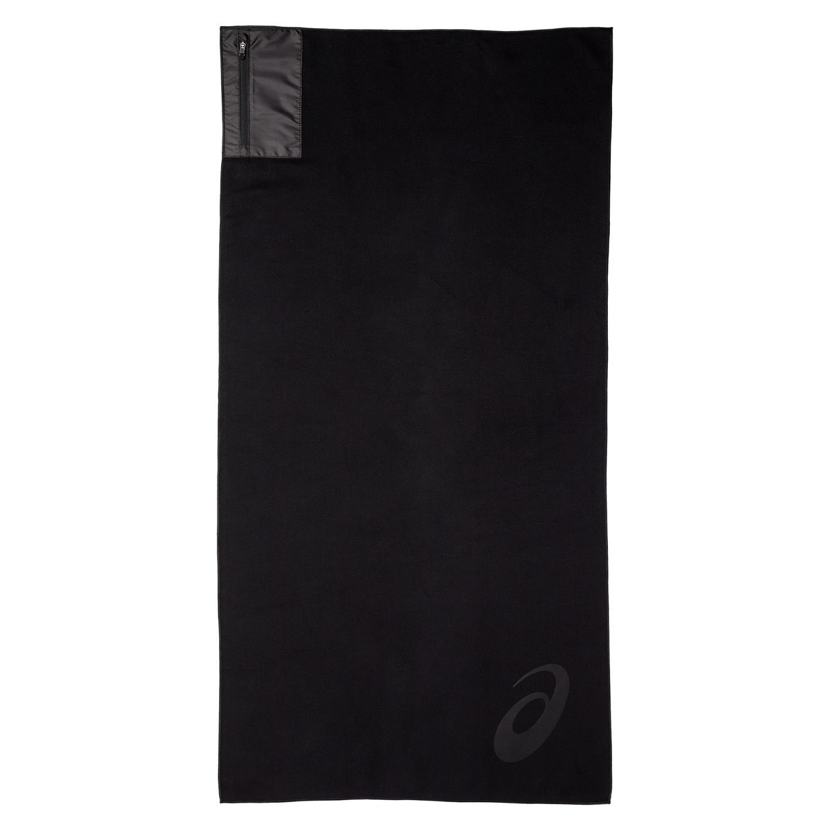 Полотенце для занятий спортом  Asics Training Towel (132080 0904) черное