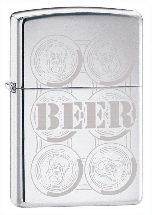 Зажигалка Zippo Beer №24720