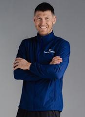 Беговая куртка Nordski Motion Navy-Dark Blue