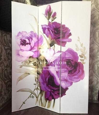 Ширма Flowers