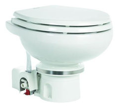 Туалет электрический с мацератором Dometic MasterFlush 7160