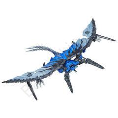 Трансформер Динобот Стрейф (Strafe) - Transformers Age of Extinction Deluxe, Hasbro