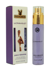 Парфюм с феромонами Paco Rabanne Ultraviolet 45ml (ж)