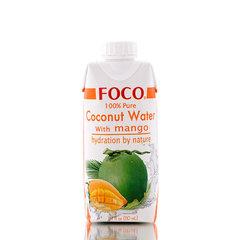 Вода Кокосовая с соком манго, т/п, 330 мл (ЭксИм Пасифик)