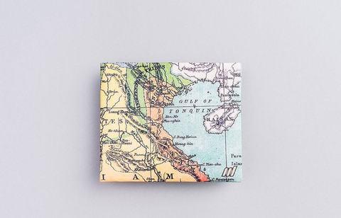 Экологичный бумажник New Mainland