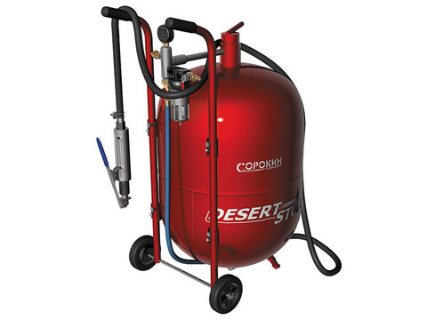 Пескоструйный аппарат СОРОКИН® 10.1 на 19 литров