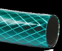 Шланг поливочный ПВХ, трёхслойный армированный 1/2, 25м Вихрь