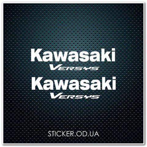 Набор наклеек KAWASAKI VERSUS