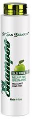 Шампунь для длинной шерсти без лаурилсульфата натрия 300 мл, ISB Traditional Line PLUS Green Apple