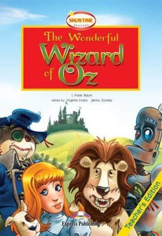 The Wonderful Wizard of Oz. Волшебник страны Оз. Франк Баум. Книга для учителя