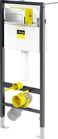 Комплект инсталляции Viega Prevista Dry 792824