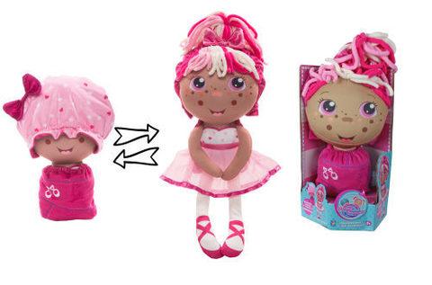 Кукла Девчушка-вывернушка 2-в-1