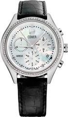 Женские наручные швейцарские часы Cover Co160.04