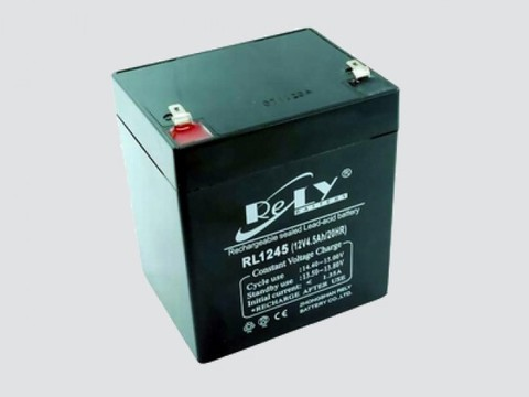 Аккумулятор свинцово-кислотный  12V, 4.5Ah SC-1245(6FM4.5) 90*70*101мм