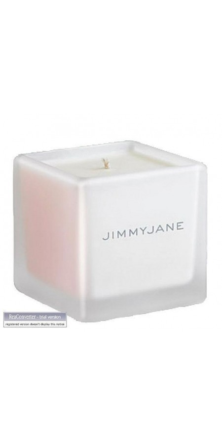 массажная свеча JimmyJane Afterglow Candle Pink Lotus