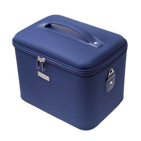 Кейс для парикмахерских инструментов Harizma большой синий