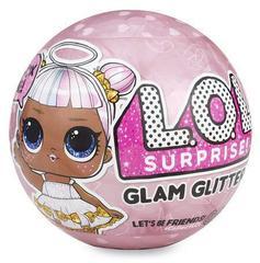 Кукла  ЛОЛ сюрприз  Glitter