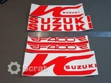 Наклейки Suzuki RF400