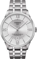 Мужские швейцарские наручные часы Tissot Chemin Des Tourelles T099.407.11.038.00