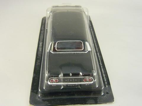ZIL-111G black 1:43 DeAgostini Auto Legends USSR #29