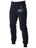 Dark blue sports trousers