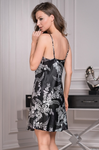 Сорочка женская шелковая MIA-Amore  MIRIAM МИРИАМ 3481
