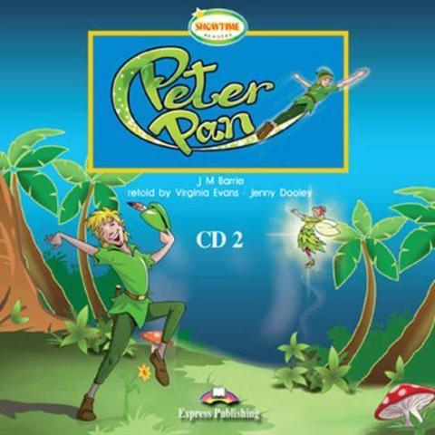 Peter Pan. Audio CD. CD2. Аудио CD