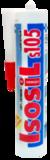 Герметик силиконовый Isosil S105 caнитарный 280 мл (25шт/кор)