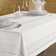 Скатерть 160x250 Curt Bauer Glory белая