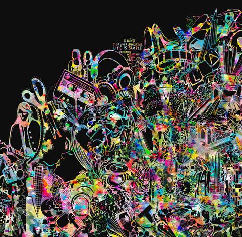 Панно Mr Perswall Expressions P152502-6, интернет магазин Волео