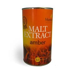 Неохмеленный экстракт Muntons Amber
