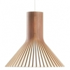 светильник копия    SECTO  Puncto 4203 pendant ,  natural birch