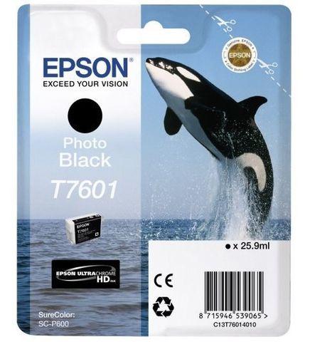 C13T76084010 - Картридж черный матовый Epson SureColor SC-P600